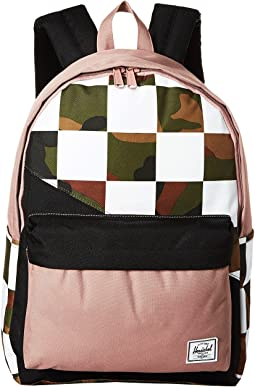 Woodland Camo/Ash Rose/Checker
