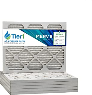 Best 23x20x1 air filter lowes Reviews