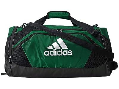 adidas Team Issue II Medium Duffel (Dark Green) Duffel Bags