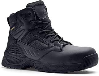 Shoes for Crews Men's Defender 6 Nct Sneaker