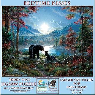 SUNSOUT INC Bedtime Kisses 1000 pc Jigsaw Puzzle