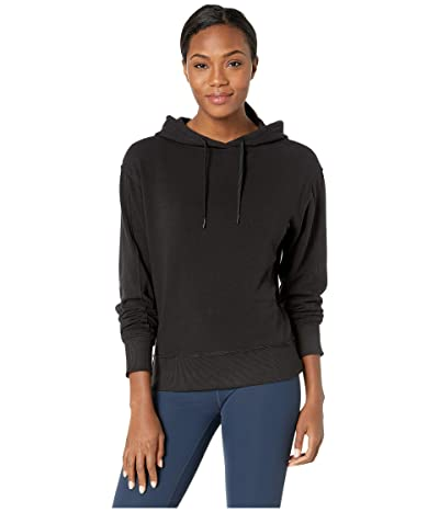 tasc Performance Chelsea French Terry Hoodie (Black) Women