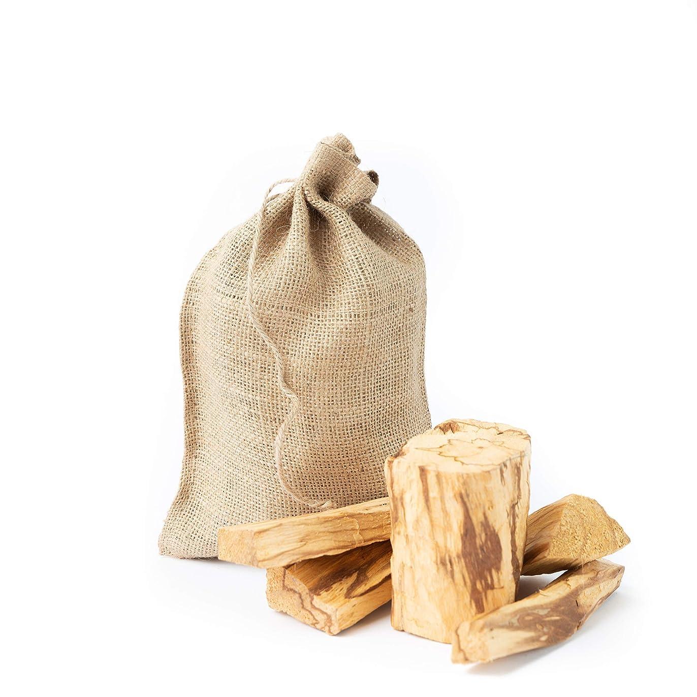 腹部言うまでもなくシリングPalo SantoからPerú Smudging Sticks大きなチャンク、高樹脂1ポンドバッグ。