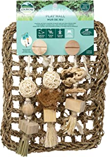 Oxbow Enriched Life Play Wall Large for Small Animals