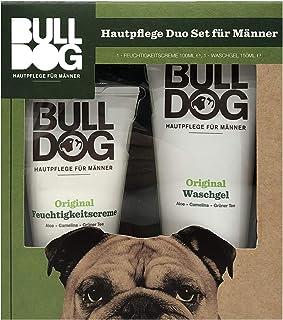 Bulldog Cadeauset huidverzorging heren met vochtinbrengende crème, wasgel, per stuk verpakt (1 x 1 stuk)