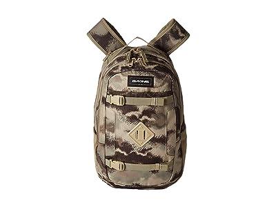Dakine URBN Mission 18L Backpack (Ashcroft Camo) Backpack Bags
