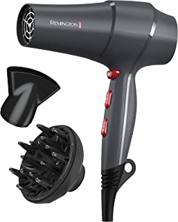 Remington Max Comfort Hair Dryer, D3200
