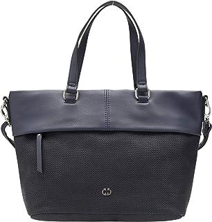 Gerry Weber keep in mind handbag mhz Damen Tasche, 4080004525, Dunkel Blau 402