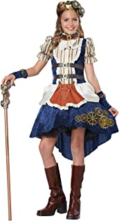 California Costume Collection - Steampunk Fashion Child Costume