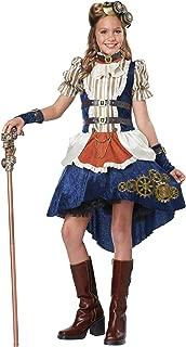 California Costumes Steampunk Fashion Girl Costume, Multi, Medium