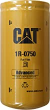 Caterpillar 1R-0750 Advanced High Efficiency Fuel Filter Multipack (Pack of 3)