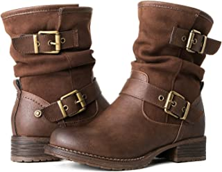 Women's 17YY12 Fashion Boots