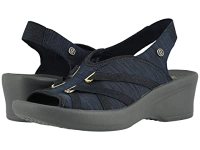 Bzees Firefly (Navy Samba Knit) Women