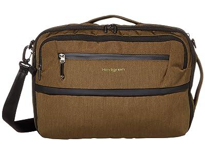 Hedgren 15.6 Focused Three-Way RFID Briefcase