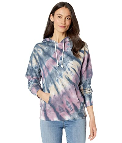 Lucky Brand Side Seam Relaxed Hoodie
