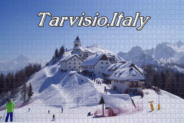 Luschari Tarvisio Italy 1000 Piece Jigsaw Puzzle Raleigh Mall trust fo Game Artwork