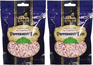 King Leo Peppermint Bits 5 Ounce Bag (Pack of 2)