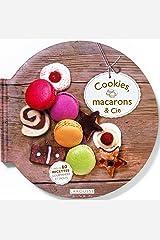 Cookies, macarons & Cie Relié