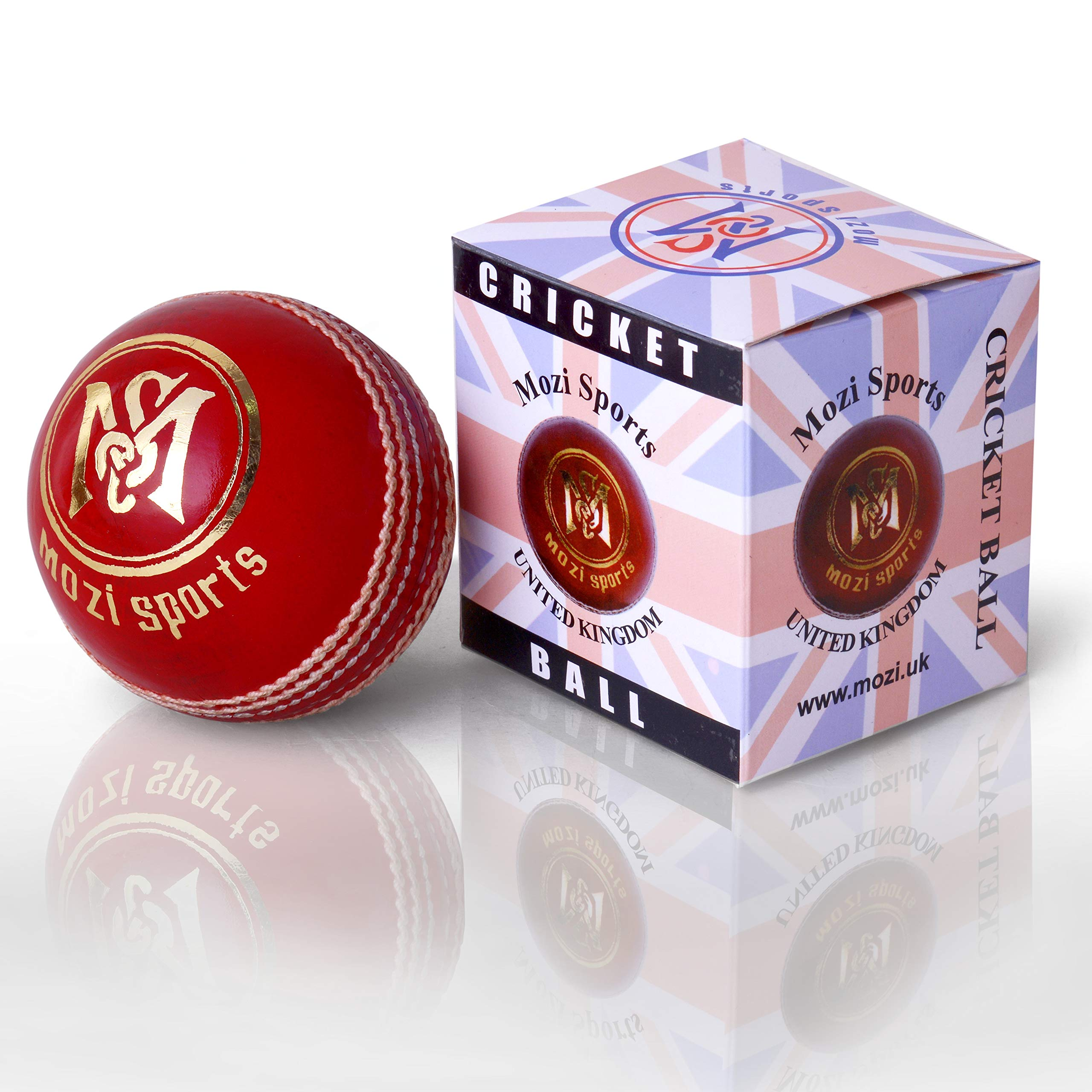 Lusum Munifex Womens 5oz Cricket Ball