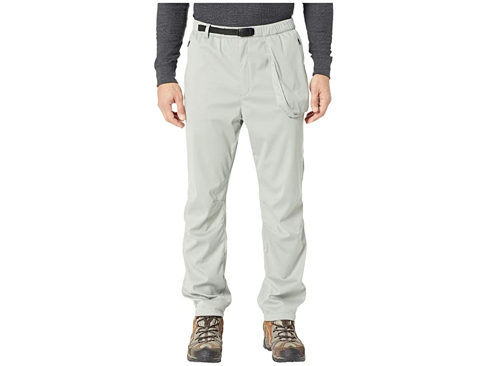 Snow Peak 3L Softshell Pants (Grey) Men