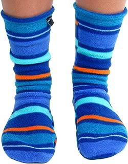 Polar Feet Adults' Non-slip Fleece Socks for Men and Women