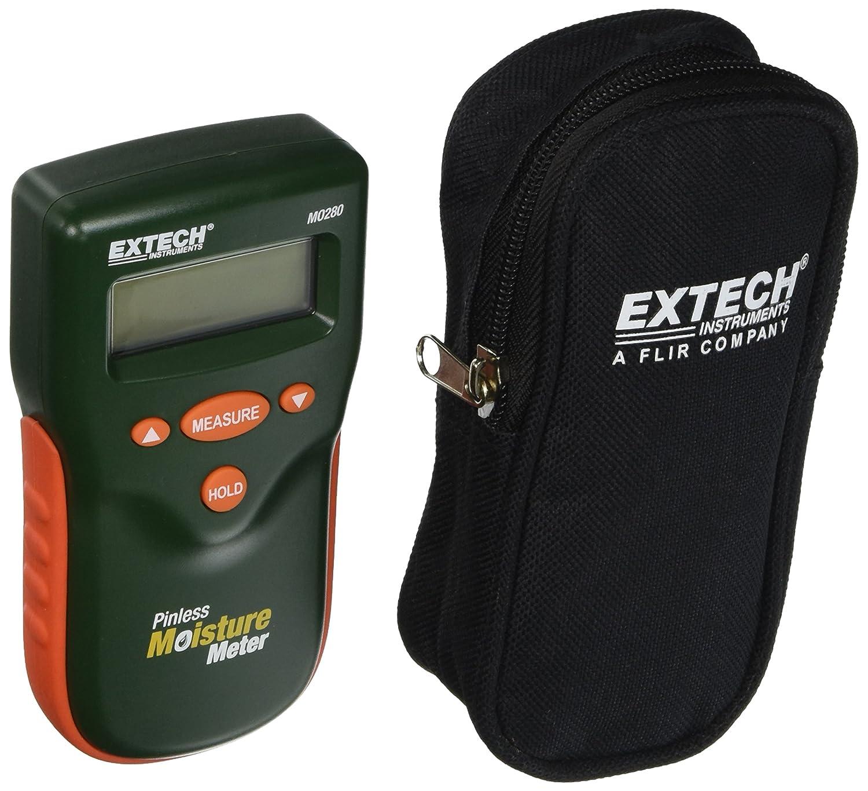 Extech MO280 Non-Destructive Limited price sale Max 44% OFF Moisture Meter