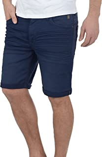 Blend Diego Herren Jeans Shorts Kurze Denim Hose Aus Stretch-Material Slim Fit