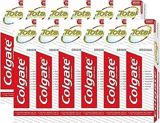 Colgate Tandpasta Total Original - 12 x 75ml - Voordeelverpakking
