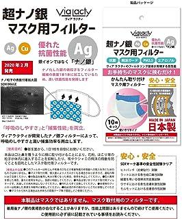 超ナノ銀マスク用フィルター