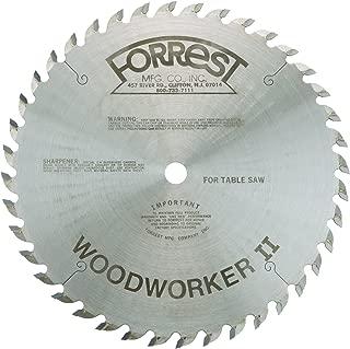 Forrest Woodworker II #1 Grind Saw Blade 10