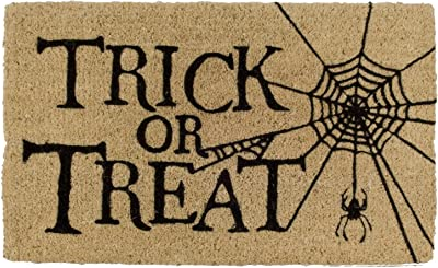 Now Designs Doormat, Trick or Treat