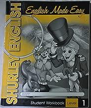 English Made Easy, Student workbook Lvl. 1 (Shurley English)
