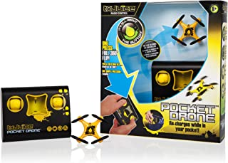 TX Juice Pocket Drone – The only mini Quadcopter with Pocket charging case! - Toys for children and adults