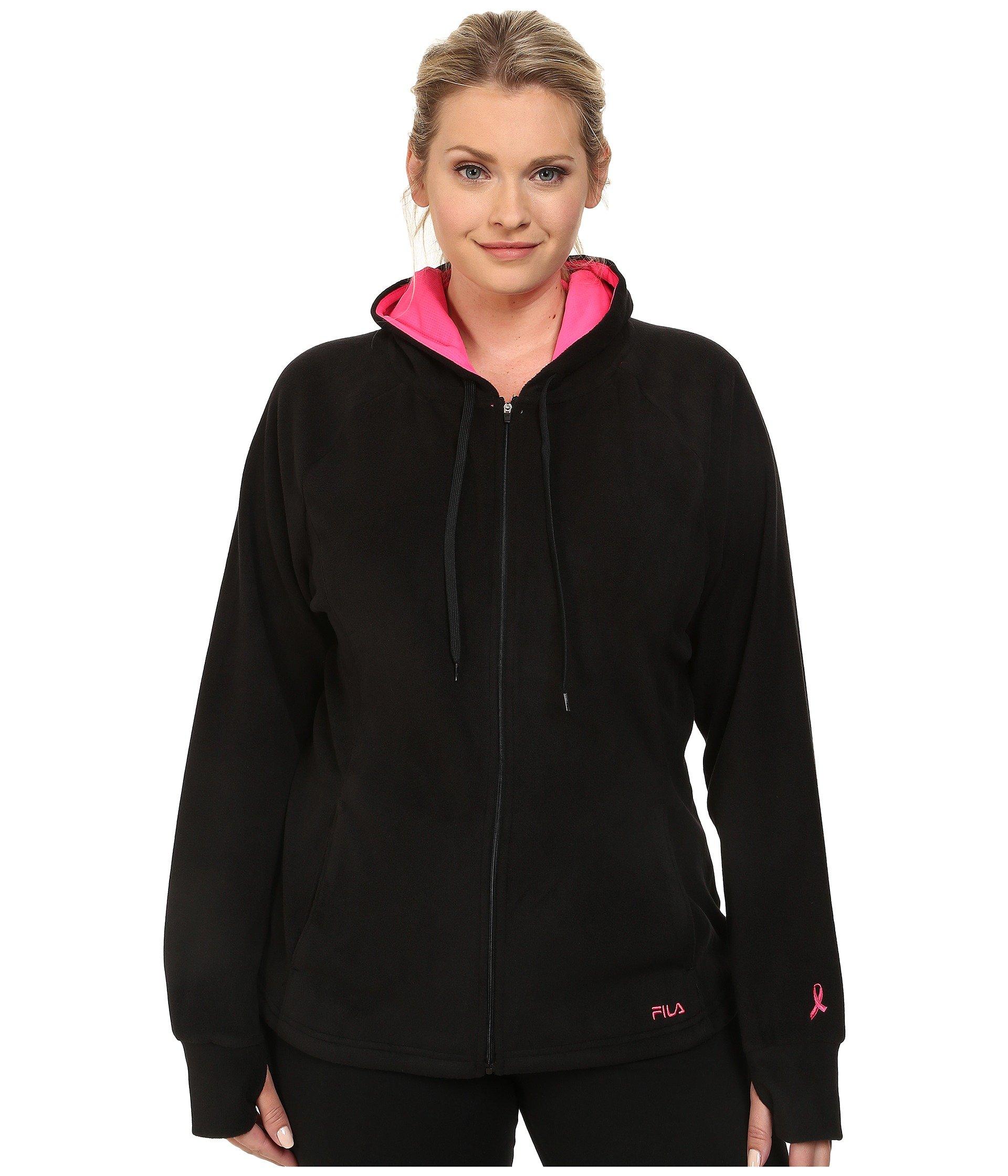 Buzo o Chaqueta para Mujer Fila Comfy Jacket  + Fila en VeoyCompro.net