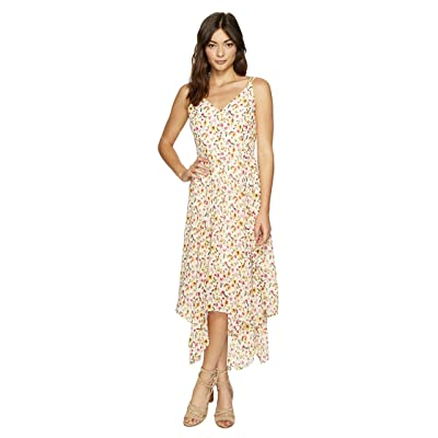 ROMEO & JULIET COUTURE Floral Printed Empire Waist Maxi Dress (Multi) Women