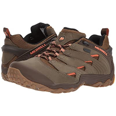 Merrell Chameleon 7 Waterproof (Dusty Olive) Women