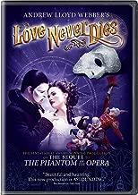 Best phantom of the opera love never dies cd Reviews
