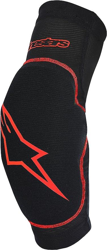 Alpinestars Paragon Plus-coude gardes-noir//rouge