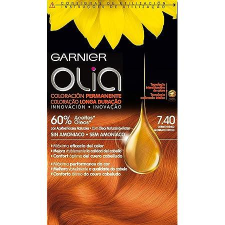Garnier - Coloración Olia nº7.40 Cobre Intenso