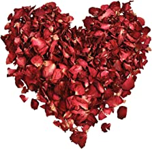 Best dried red flowers Reviews