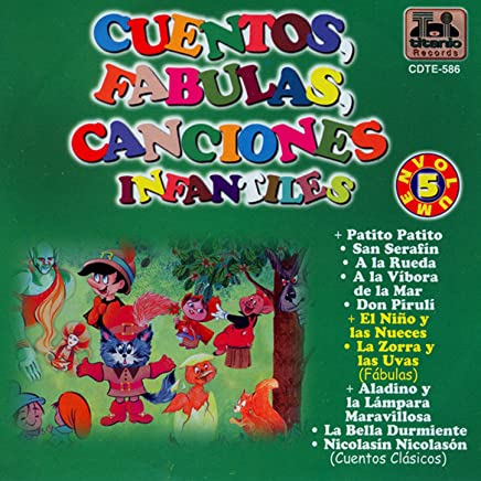 Amazon.com: Canciones Y Cuentos Infantiles: Digital Music