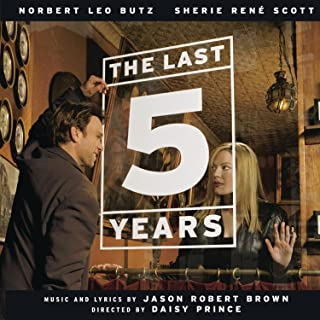 The Last 5 Years (2002 Off-Broadway Cast)
