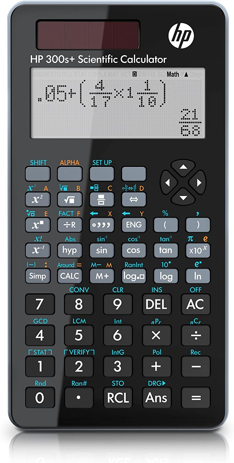 HP Import 300s+ Free shipping anywhere in the nation Scientific Calculator