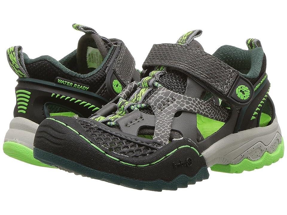 Jambu Kids Squamata (Toddler/Little Kid/Big Kid) (Grey) Boys Shoes