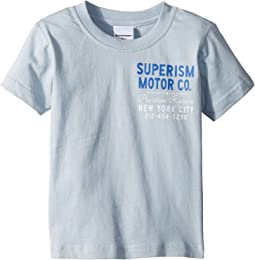 SUPERISM - Auto Shop Graphic Tee (Toddler/Little Kids/Big Kids)