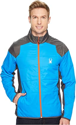 Spyder - Glissade Full Zip Insulator Jacket