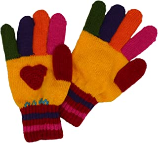 Kidorable Girls' Little Heart Gloves