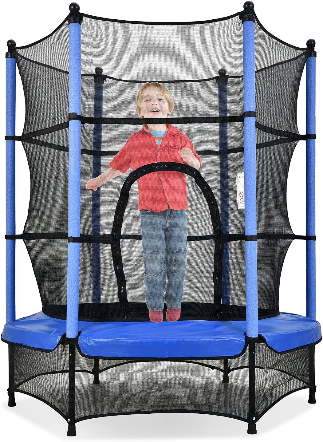 Trampoline with Net Enclosure 55 online shopping Mini Inch Manufacturer direct delivery