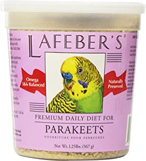 Lafeber Company Parakeet Pellets Premium Daily Diet Pet Food, 1.25-Pound