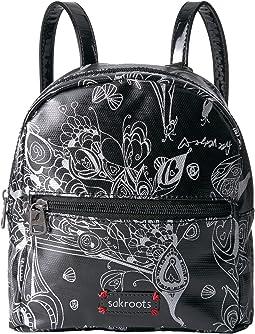 Sakroots - Mini Crossbody Backpack